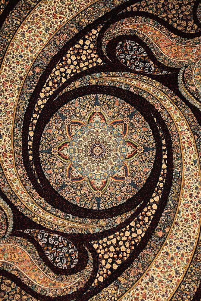 700 شانه کهکشان سرمه ای 03